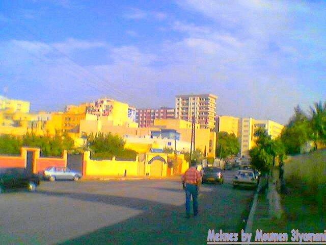 Autre vue de Meknes