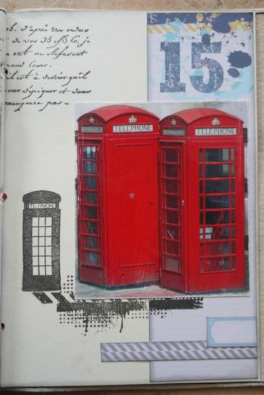 mini album Londres page 11