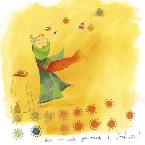 anne_sophie_rutsaert_carte_postale_carree_14_cm_pour_une_annee_gourmande_de_bonheurs_