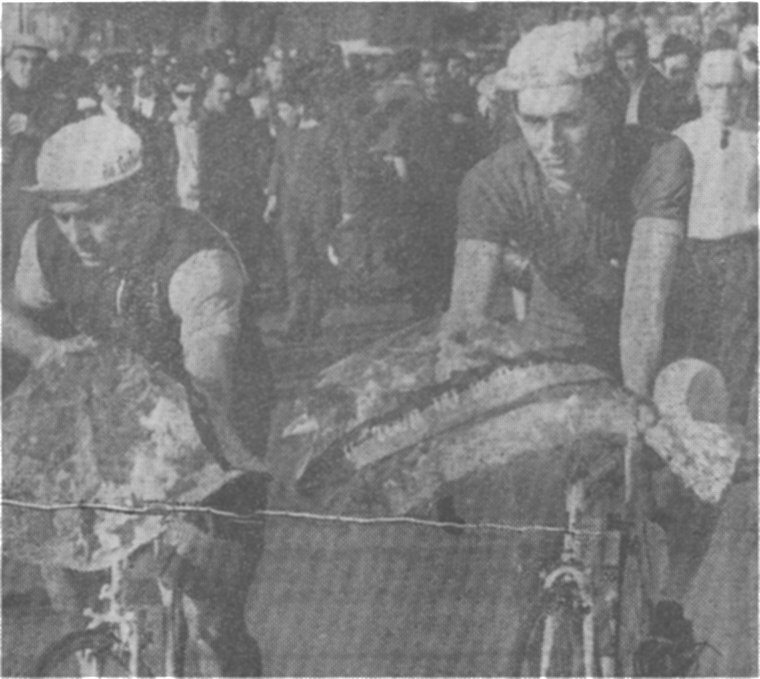 Tour du Bordelais 1966