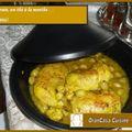 Tajine de poulet aux olives (algérie)