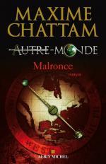 Autre Monde Tome 2 Malronce de Maxime CHATTAM - Grand Format