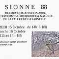 Exposition de sionne, de frébécourt et de coussey