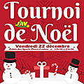 Tournoi 3x3 de Noël