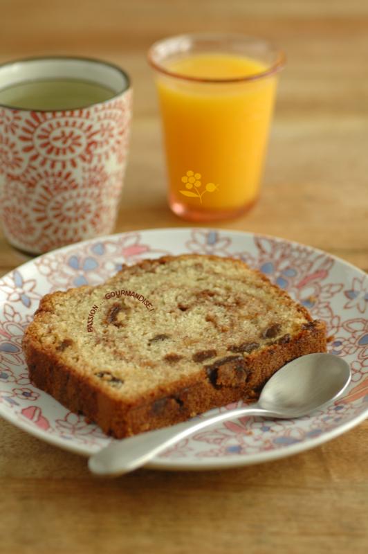 Cake aux raisins & tourbillon de cannelle_13