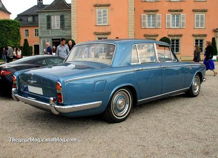 Rolls-Royce silver shadow V8 6