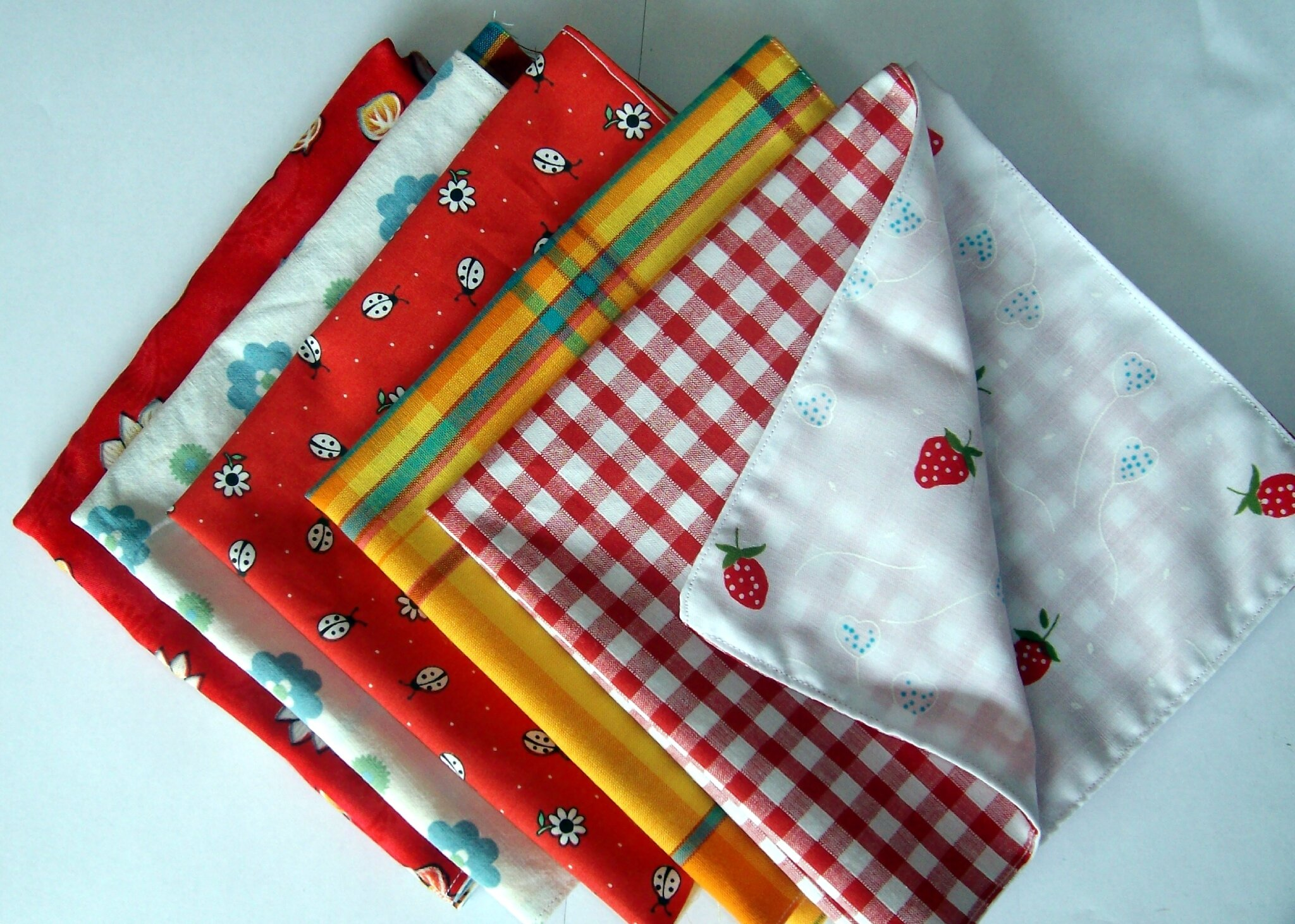 Serviettes de table rue du commerce - Serviette de table tissu ...