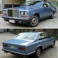 ROLLS-ROYCE - Camargue Two-Door Coupé - 1982