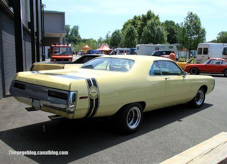 Chrysler newport 2 door hardtop coupé de 1970 (RegiomotoClassica 2011) 02