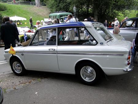 HILLMAN IMP Mk II 1967 Internationales Oldtimer Meeting Baden-Baden 2009 2