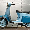 LAMBRETTA J Starstream
