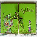 Album naissance pour eylhan