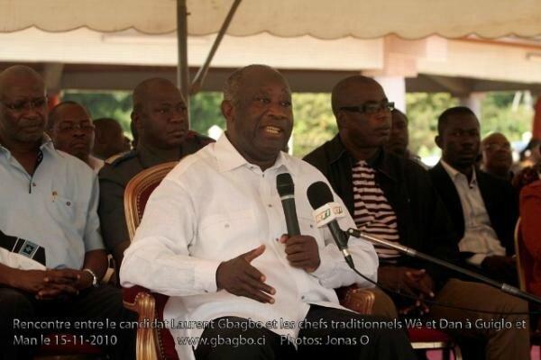 Côte d'Ivoire: les grands projets du Président Laurent Gbagbo avant le coup d'Etat du 11 avril 2011.
