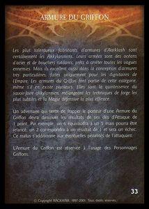Melkion le Flamboyant - armure_du_griffon (artefact)