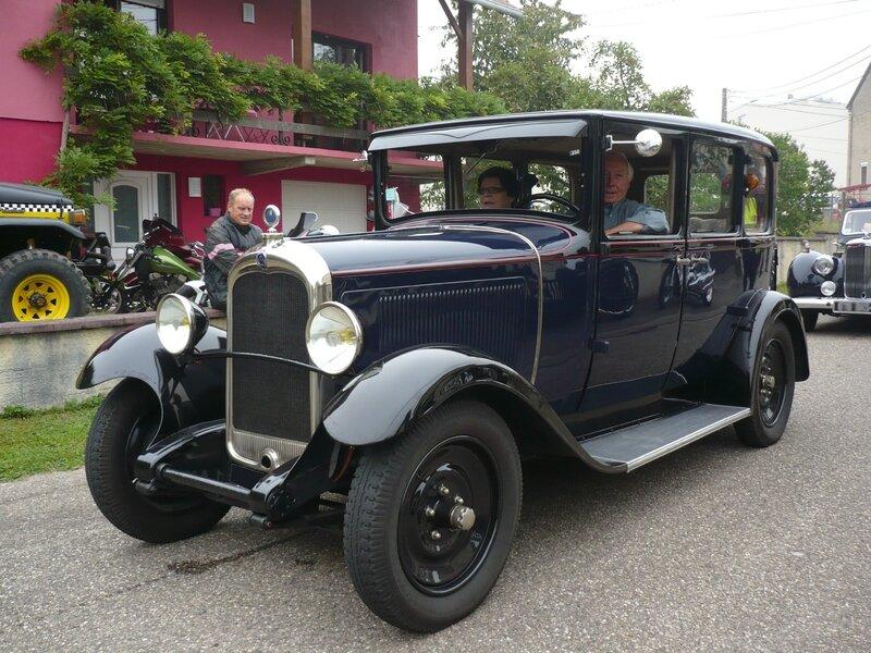 CITROËN AC4F berline 1931 Hambach (1)