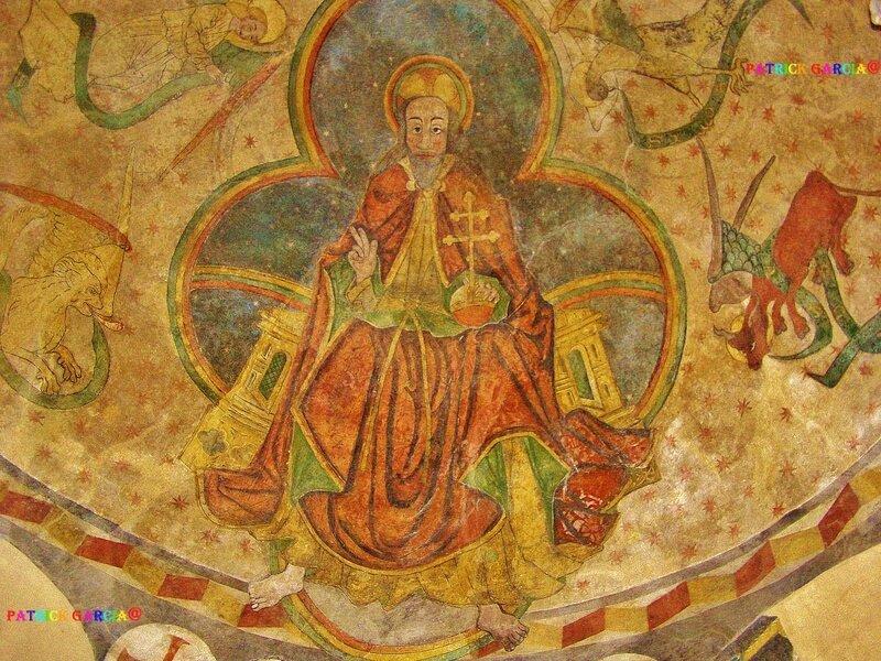 CHRIST ET 4 SYMBOLES- 83 copie
