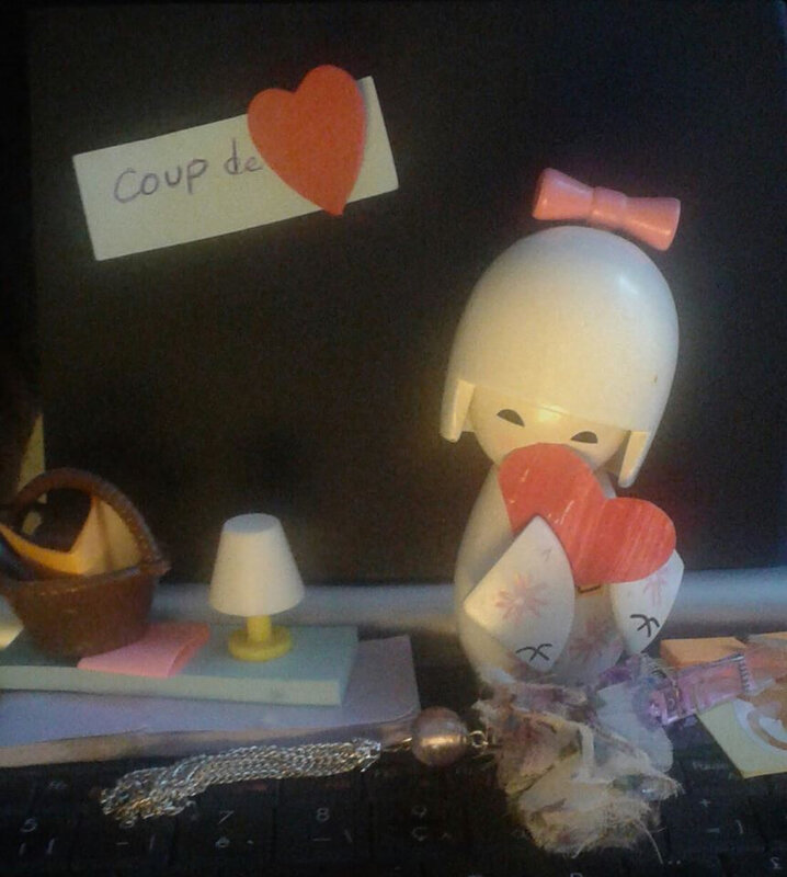 kokeshi coup de coeur