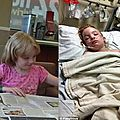 Le calvaire d'une petite fille après le vaccin contre la grippe