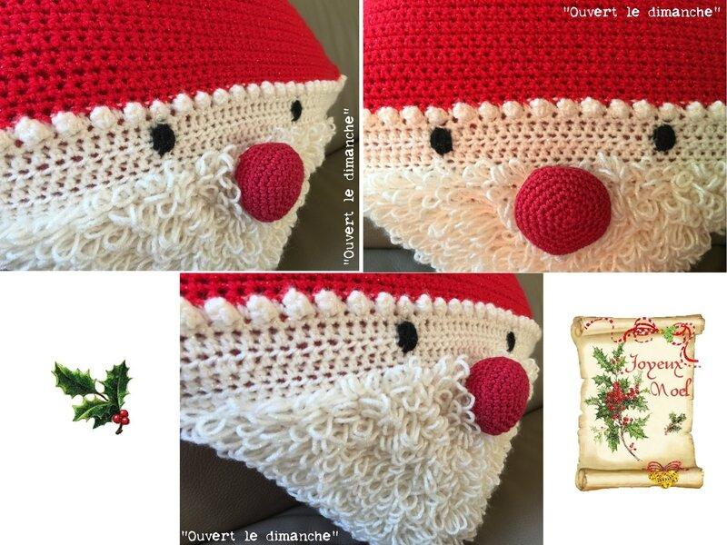 Coussin PN crochet 3