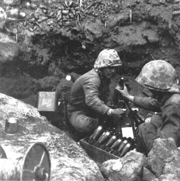 60mm-mortar-iwo-jima