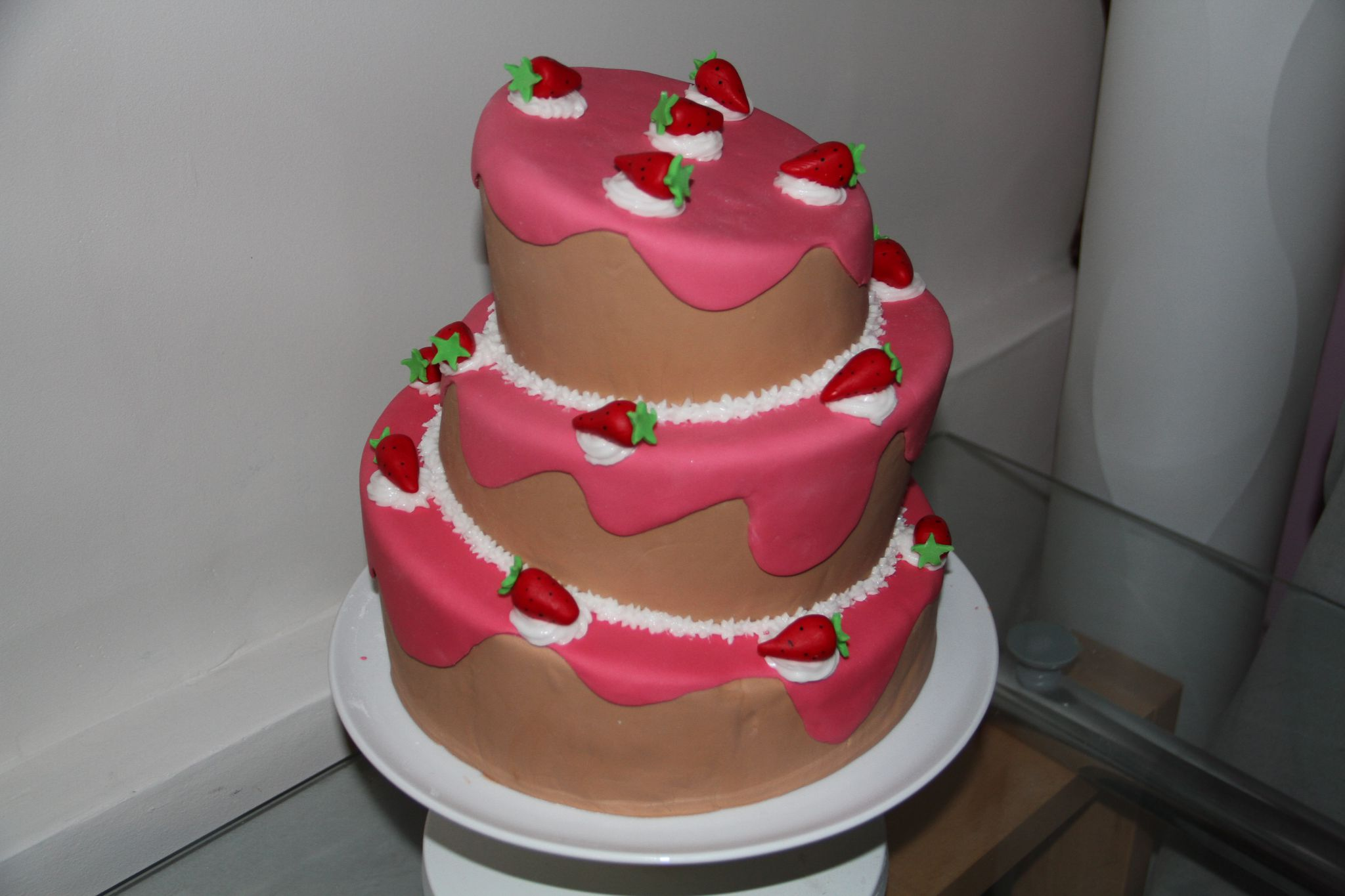 Préférence Un vrai gâteau de dessin animé! - L'Atelier de Claire XY36