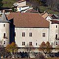 Châteaux des hautes-alpes