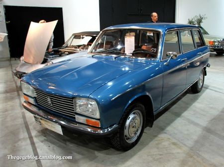la peugeot 304 break de 1974 regiomotoclassica 2010 the g g blog. Black Bedroom Furniture Sets. Home Design Ideas
