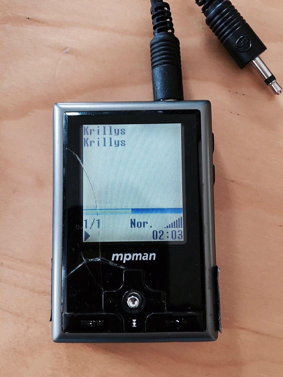 Mon Oric 1 et les MP3
