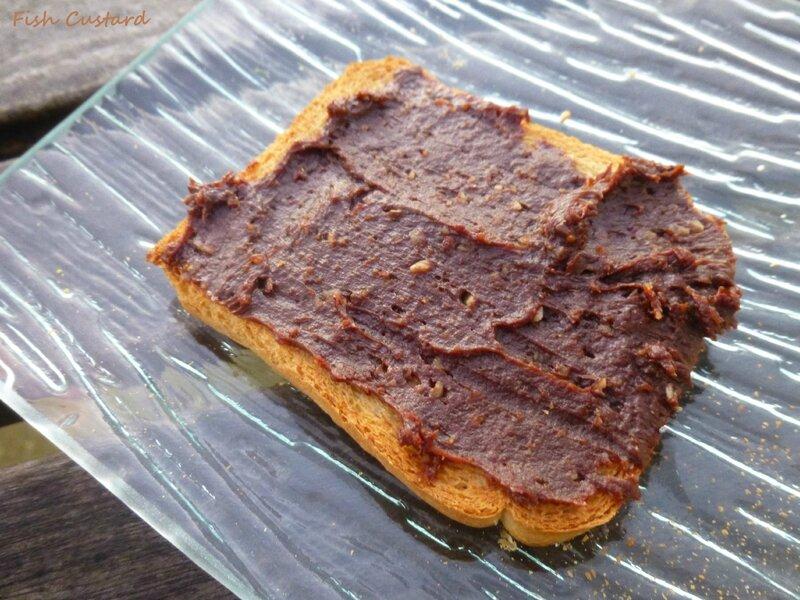 Pâte à tartiner au chocolat (10)