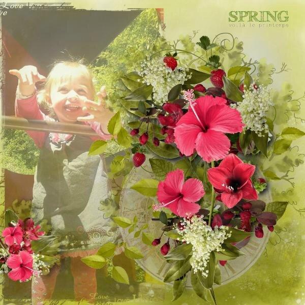 spring voilà le printemps