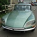 Citroën ds 23 ie (1972-1975)