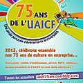 Les varietes fêtent les 75 ans de l'uaicf