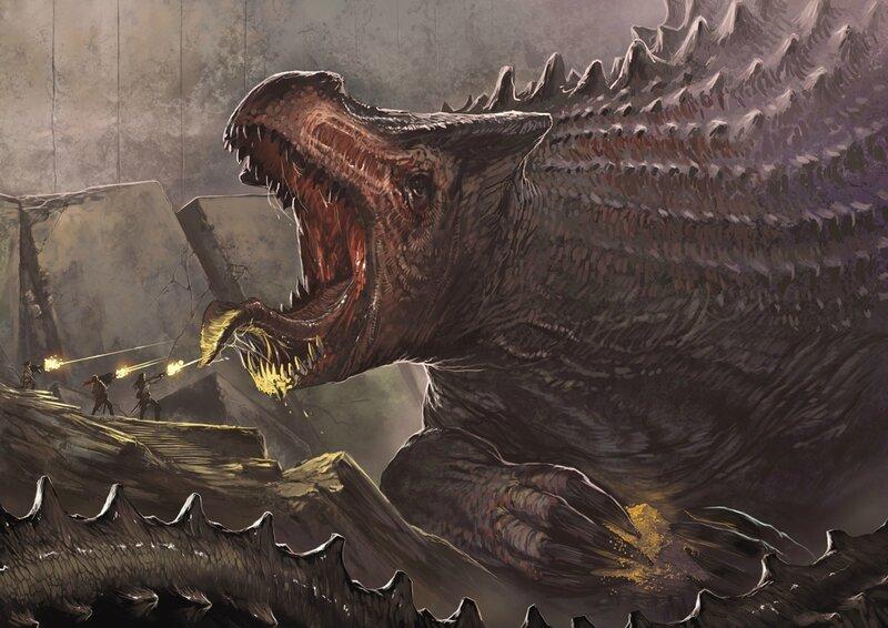 dragon trésor final