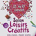 Salon des loisirs créatifs d'orléans 2013