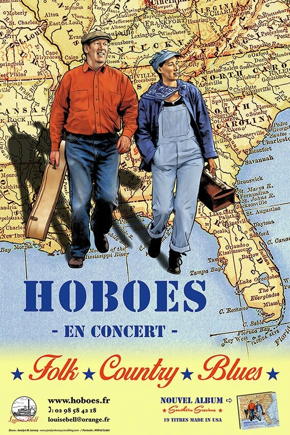 Hoboes_affiche