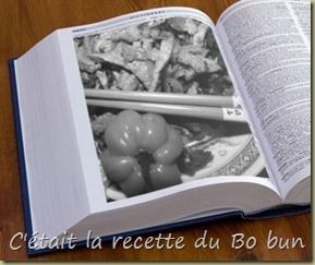 livre de recette