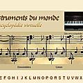 Encyclopédie virtuelle des instruments de musique du monde