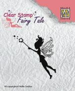 NELLIES CHOICE CLEARSTAMP FAIRY TALE 1