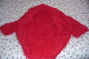 veste rouge [50%]