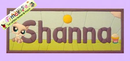 Carton-mousse Shanna 2