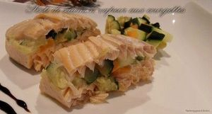rotidesaumonvapeurauxcourgettes