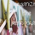 Organisateur de réfrigirateur