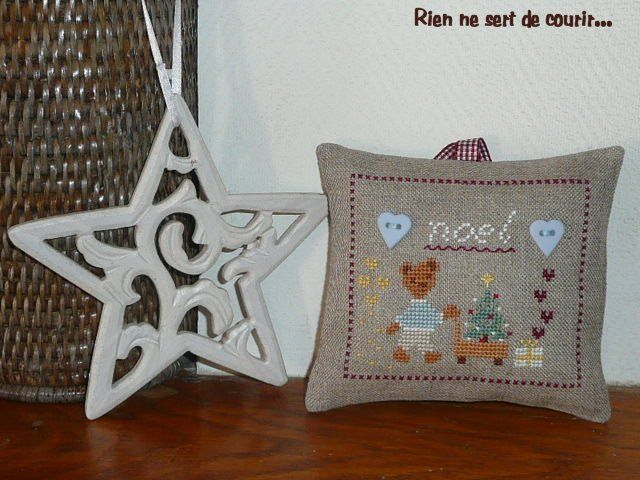Coussinet de Nathalie-poppy