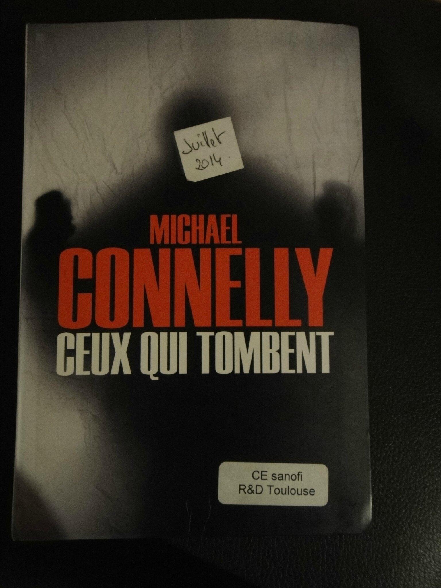 """Ceux qui tombent"" de Mickael Conelly"