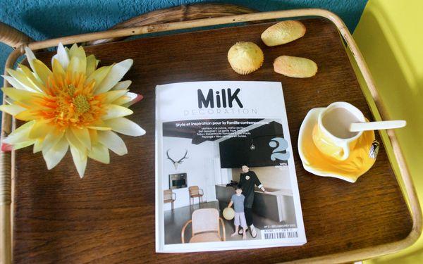 Milk Décp