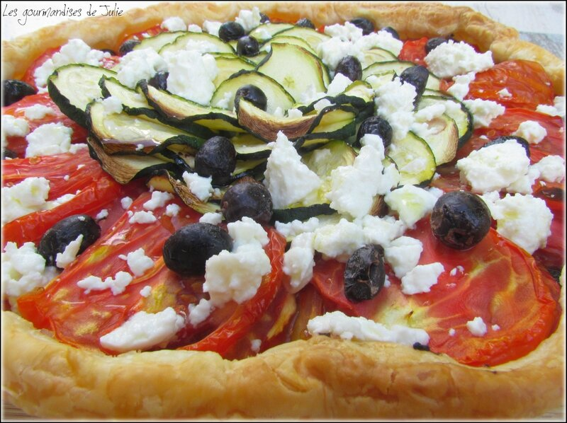 tarte tomates courgettes tapenade 02