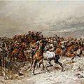 beauquesne, sur le champ de bataille (1908)