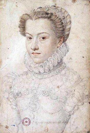 Elisabeth d'Autriche (1554-1592), Paris BnF