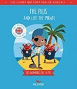 The Pilis and Lili the pirate couv