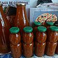 sauce et jus de tomates - www.passionpotager.canalblog.com